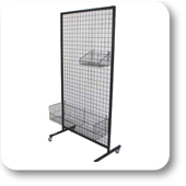 Wire Netting Stand